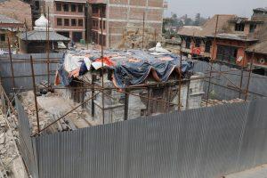 Lalitpur city prepares to restart Rato Machhindranath Temple reconstruction