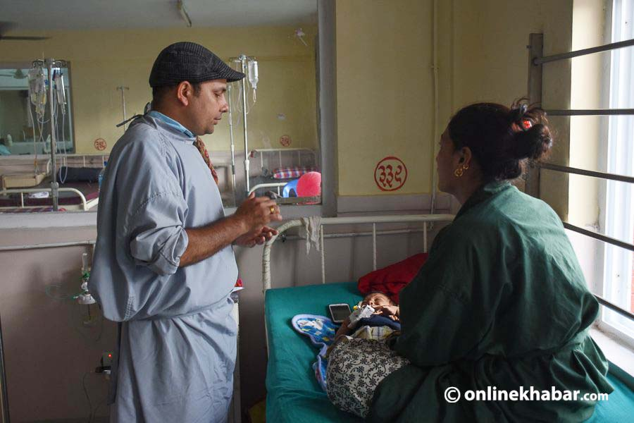 Blood-Cancer in nepal