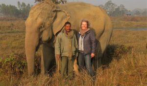 'It's time for Nepali tourism entrepreneurs to make a decision about the future of elephants'