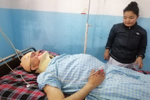 CPN-ML chief CP Mainali 'seriously injured' in Mahottari collision