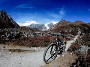 Slugging it out on two wheels: the Langtang ride II