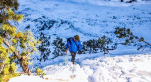 Wonder happens when a Madhesi man does ice climbing in Manang