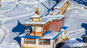 Why visiting Muktinath during snowy winter can be a rewarding affair