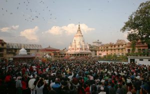 With several jatras called off, Kathmandu welcomes New Year in silence