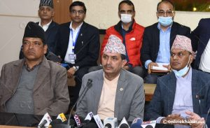 Nepali student who returned from France tests positive for coronavirus: Minister