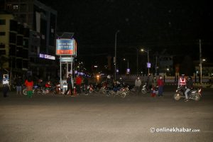 Kathmandu police confiscate 302 vehicles for defying lockdown order