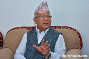 Madhav Nepal not happy with panel's report, demands clarity on Dahal's rights