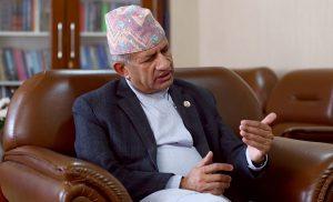 India not positive for border talks: Minister Gyawali