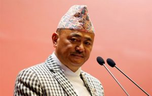 Minister Nembang denies any relief package for transporters