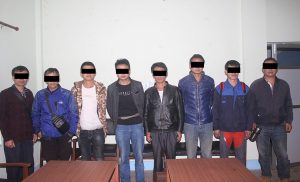 Police arrest eight Chinese who were working in Nepal without permit