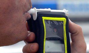 Traffic police halt checking drink-driving