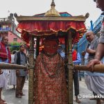 Rato Machhindranath Jatra: Statue will be taken to Bungamati next Monday