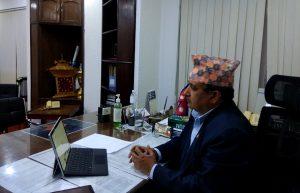 Nepal, India, Bangladesh, Bhutan officials discuss Covid-19 impact on energy