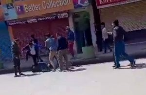 Nepal lockdown: Kathmandu students demanding relief support assaulted