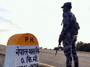Bara village tense after two Indians cross border amid lockdown