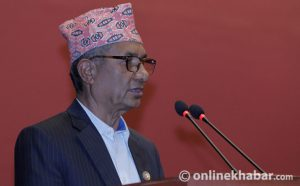 Dinanath Sharma confident of govt's competence in reclaiming Kalapani