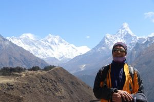 Everest Day: A conversation with Nepal's Everest height measurement leader