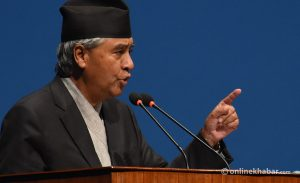 House dissolution is unconstitutional, but we shouldn't influence court: Deuba