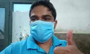 How I contracted Covid-19: A journalist in Nepal tells his own story