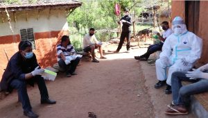 This is how a Nepali village is mobilising communities in fight against Covid-19