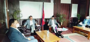 Nepali Congress demands more PCR tests