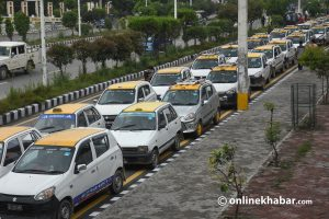 House panel tells govt to let taxis ply road during relaxed lockdown