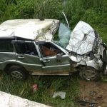 (Updated) Gulmi jeep fall death toll hits 6