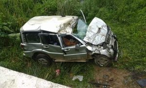 Nawalaparasi: Local govt chief killed in jeep accident