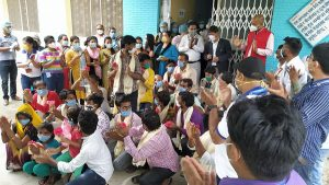 25 Covid-19 patients discharged from Bhairahawa hospital