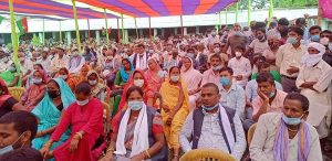 Amid growing Covid-19 fears, PSPN holds mass assembly in Siraha