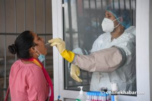 Nepal Covid-19 tally: 9,023 PCR and 173 antigen cases added in 24 hours