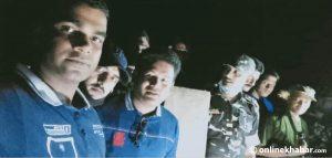 Oli's 'Nepali Ram' statement: Unidentified gang removes border pillar near Thori