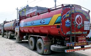 Tanker operators found stealing NOC fuel by making separate chambers inside vehicles