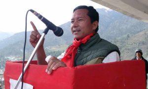 Biplav-led party's central leader Om Prakash Pun arrested