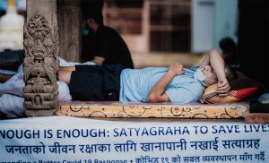 Enough Is Enough leader Iih hospitalised on 17th day of hunger strike
