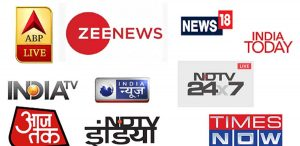 Cable operators restart broadcasting Indian news channels except four