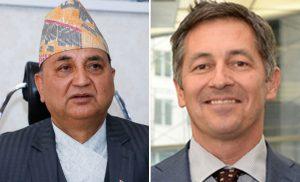 US Ambassador concerned over stalled MCC deal endorsement