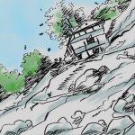 1 dead, 1 missing in Palpa landslide