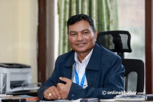 Man Bahadur BK is first Dalit government secretary of Nepal