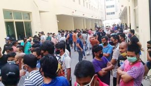 2,500 Nepalis working for a UAE company lose jobs to Covid-19 at once