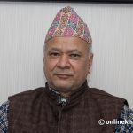 Raghuji Panta: Everyone has to abide by party charter; Oli needs to be flexible