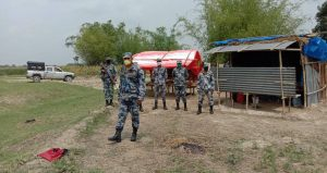 Two Nepali police staffers injured in clash with Indian civilians