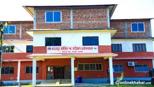 42 APF personnel contract Covid-19 in Chitwan
