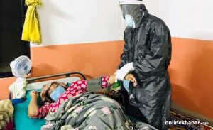 Hospital mobilises infected health workers in Covid-19 patients' treatment