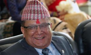 Ishwar Pokharel's controversial co-father-in-law appointed RBB chair