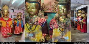 Bahidya Swowanegu: Kathmandu Newars' festival of exhibiting religious arts
