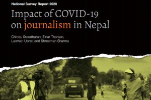 Covid-19 affected well-being of a majority of Nepali journos: Survey
