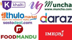 Top 5 e-commerce sites in Nepal