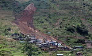 Each family of Sindhupalchok landslide victims to get Rs 100,000