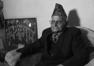 Former CJ Anirudra Prasad Singh no more